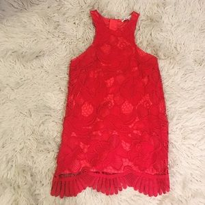 Lovers + Friends Caspian Shift dress